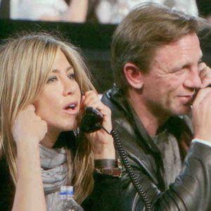 Jennifer Aniston, DAniel Craig