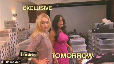 Lindsay Lohan'ın evi çöplüğe dönmüş! - 1