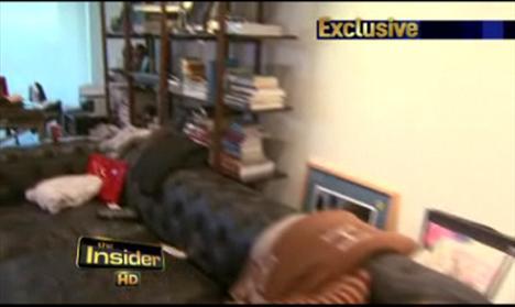 Lindsay Lohan'ın evi çöplüğe dönmüş! - 3