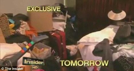 Lindsay Lohan'ın evi çöplüğe dönmüş! - 5