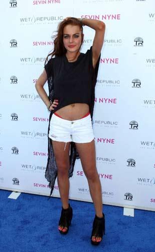 Lindsay Lohan'ın evi çöplüğe dönmüş! - 15