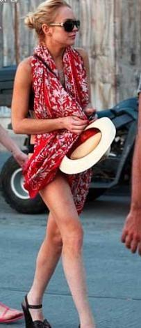Lindsay Lohan'ın evi çöplüğe dönmüş! - 20
