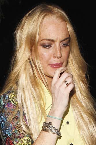 Lindsay Lohan'ın evi çöplüğe dönmüş! - 21