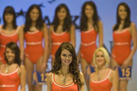 Almanya'nın en güzel kızı kim olacak? - 11