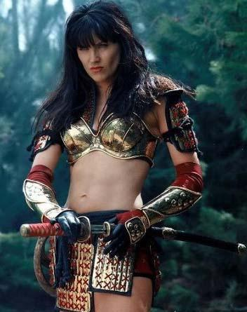Lucy Lawless - 4