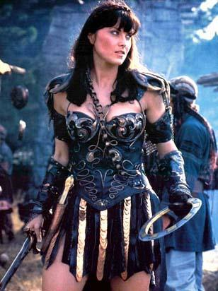 Lucy Lawless - 5