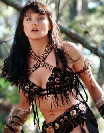 Lucy Lawless - 6