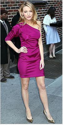Elbise: Diane von Furstenberg Ayakkabılar: Jimmy Choo