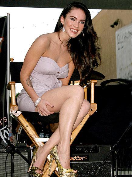 Şıklık ve seksiliğin sembolü: Megan Fox - 10