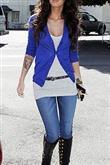 Şıklık ve seksiliğin sembolü: Megan Fox - 32