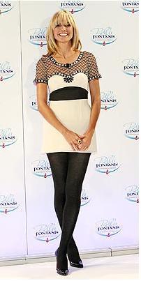 Podyumların kraliçesi Heidi Klum ve göz alıcı tarz - 35
