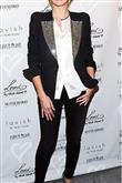 Podyumların kraliçesi Heidi Klum ve göz alıcı tarz - 1
