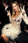 Podyumların kraliçesi Heidi Klum ve göz alıcı tarz - 5