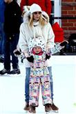 Podyumların kraliçesi Heidi Klum ve göz alıcı tarz - 9