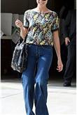 Podyumların kraliçesi Heidi Klum ve göz alıcı tarz - 28