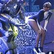 Rihanna'nın robotlarla kucak dansı - 2
