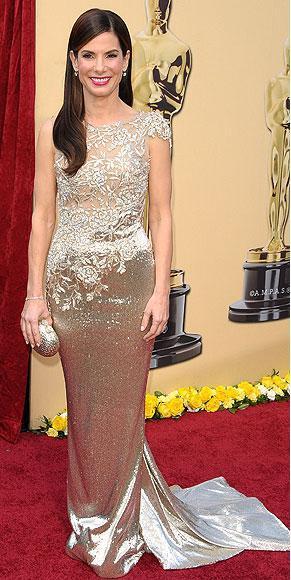 Mütevazi ve samimi bir yıldız: Sandra Bullock - 1