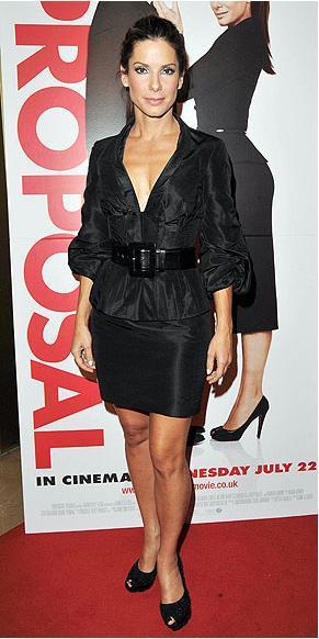 Mütevazi ve samimi bir yıldız: Sandra Bullock - 15