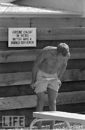 Monroe ve McQueen'in bilinmeyen fotoğrafları - 3