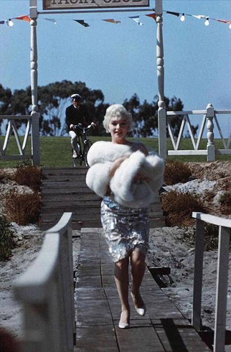 Monroe ve McQueen'in bilinmeyen fotoğrafları - 6