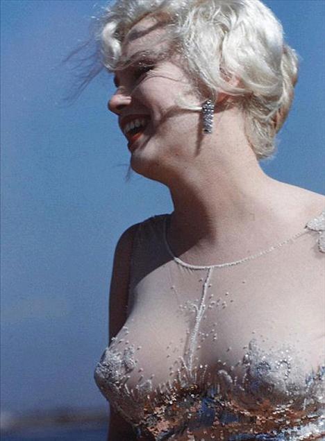 Monroe ve McQueen'in bilinmeyen fotoğrafları - 7