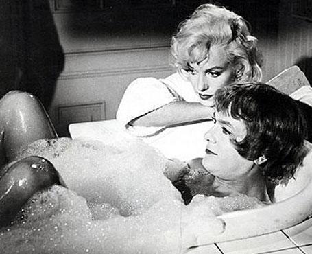 Monroe ve McQueen'in bilinmeyen fotoğrafları - 10