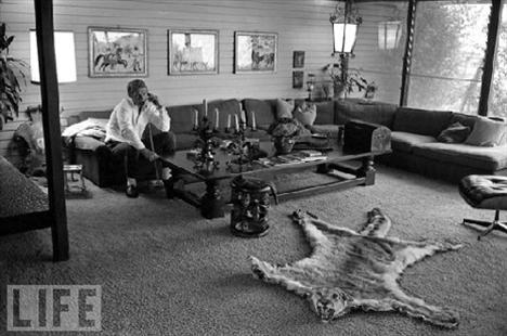 Monroe ve McQueen'in bilinmeyen fotoğrafları - 12