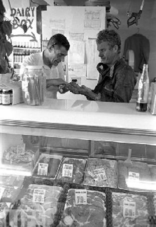 Monroe ve McQueen'in bilinmeyen fotoğrafları - 22