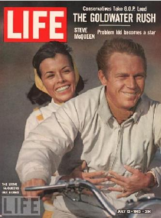 Monroe ve McQueen'in bilinmeyen fotoğrafları - 29