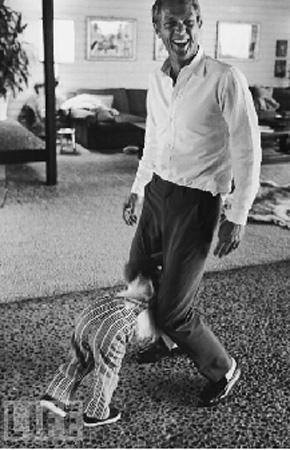Monroe ve McQueen'in bilinmeyen fotoğrafları - 30
