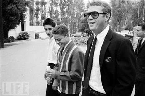 Monroe ve McQueen'in bilinmeyen fotoğrafları - 37