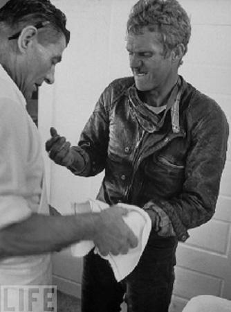 Monroe ve McQueen'in bilinmeyen fotoğrafları - 40