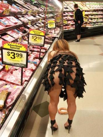 Alışverişe böyle çıkıyorlar - 1