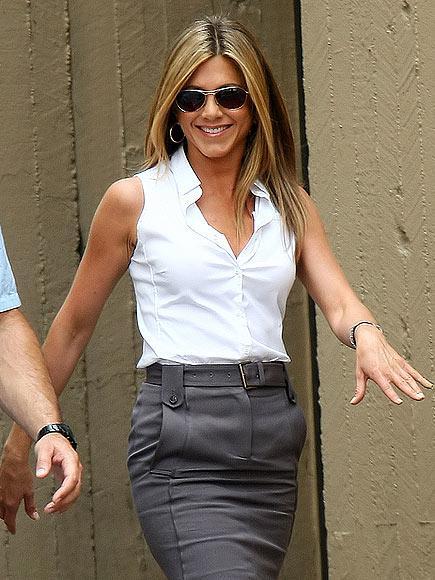 Jennifer Aniston'in stil kodları - 39