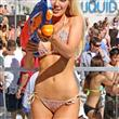 Heidi Montag plajda - 17
