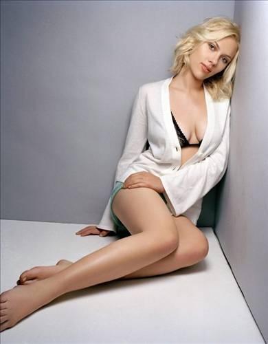 Scarlett Johansson: 52 kilo