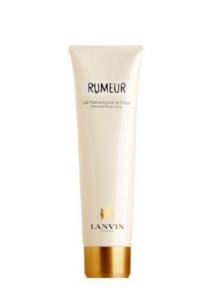 RUMEUR BODY LOTION   Manolya, beyaz gül, seringa, yasemin, paçuli, zambak ve misk notalarını taşıyan eşsiz parfüm Rumeur'u vücut losyonu ile tanmamlayın.  Satın almak için tıklayın!