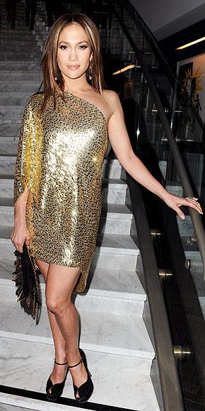 İddialı stiliyle Jennifer Lopez yine gündemde - 27