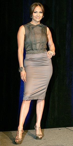 İddialı stiliyle Jennifer Lopez yine gündemde - 10