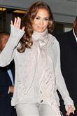 İddialı stiliyle Jennifer Lopez yine gündemde - 18