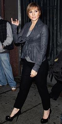 İddialı stiliyle Jennifer Lopez yine gündemde - 36