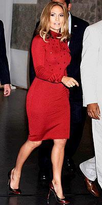 İddialı stiliyle Jennifer Lopez yine gündemde - 40