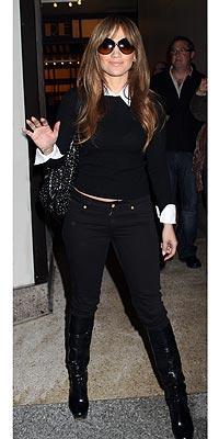 İddialı stiliyle Jennifer Lopez yine gündemde - 43