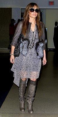 İddialı stiliyle Jennifer Lopez yine gündemde - 48