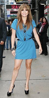 İddialı stiliyle Jennifer Lopez yine gündemde - 49