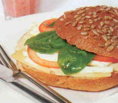 Hafif ve lezzetli öğle yemeği seçenekleri - 1