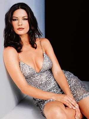 Catherine Zeta Jones'un daimi şıklığı - 25