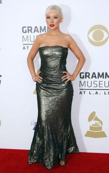 Christina Aguilera: 1 çocuk annesi.