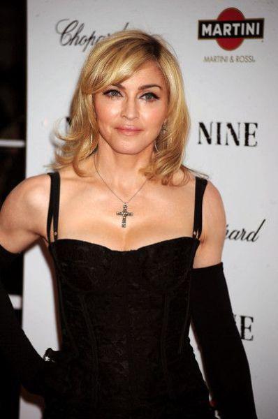 Madonna: 3 tane çocuğu var.