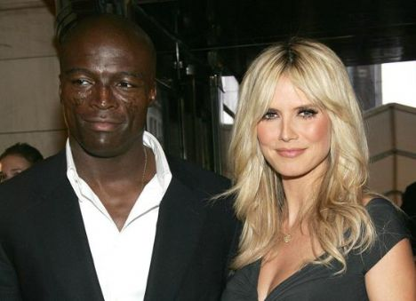 5. evlilik yıldönümleri sebebiyle Heidi Klum ve Seal nikah tazeledi...